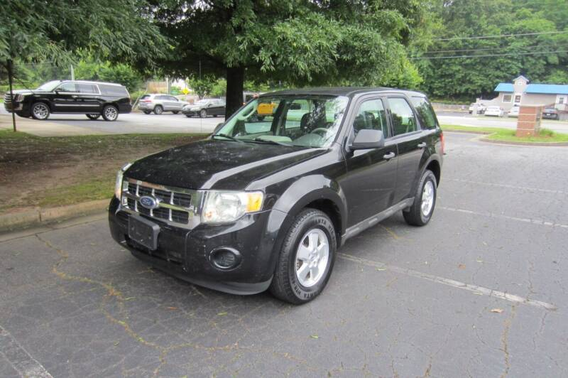 2011 Ford Escape for sale at Key Auto Center in Marietta GA
