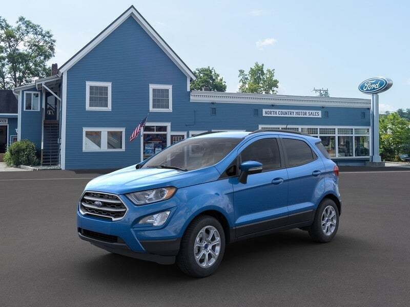 2020 Ford EcoSport AWD SE 4dr Crossover - Lancaster NH