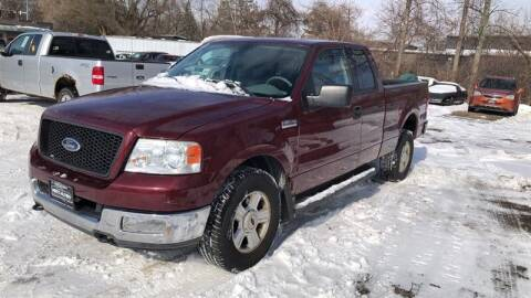 2004 Ford F-150 for sale at WEINLE MOTORSPORTS in Cleves OH
