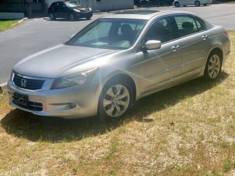 2009 Honda Accord for sale at XCELERATION AUTO SALES in Chester VA