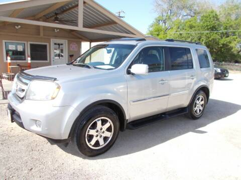 2011 Honda Pilot for sale at DISCOUNT AUTOS in Cibolo TX