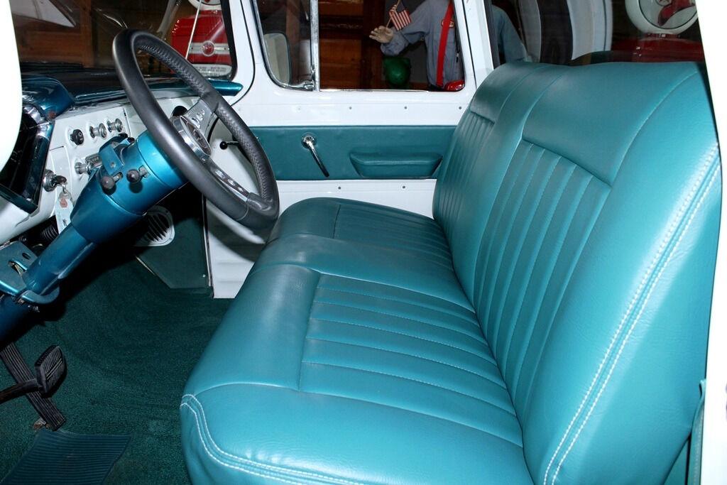 1955 Chevrolet 3100 15