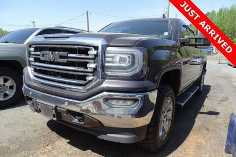 2016 GMC Sierra 1500 for sale at Brandon Reeves Auto World in Monroe NC