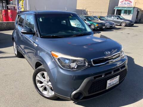 2014 Kia Soul for sale at TMT Motors in San Diego CA