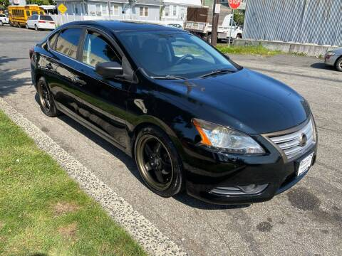 2014 Nissan Sentra for sale at Imports Auto Sales Inc. in Paterson NJ