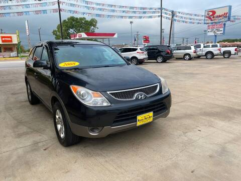 2008 Hyundai Veracruz for sale at Russell Smith Auto in Fort Worth TX