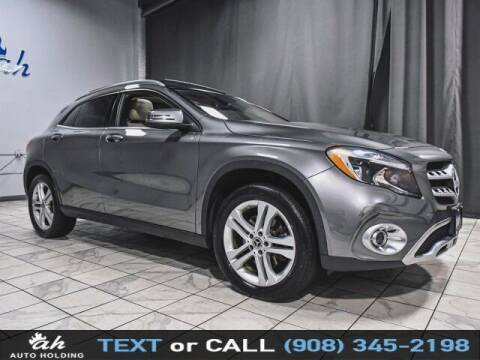 2019 Mercedes-Benz GLA for sale at AUTO HOLDING in Hillside NJ