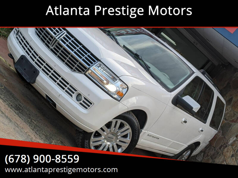 2011 Lincoln Navigator for sale at Atlanta Prestige Motors in Decatur GA