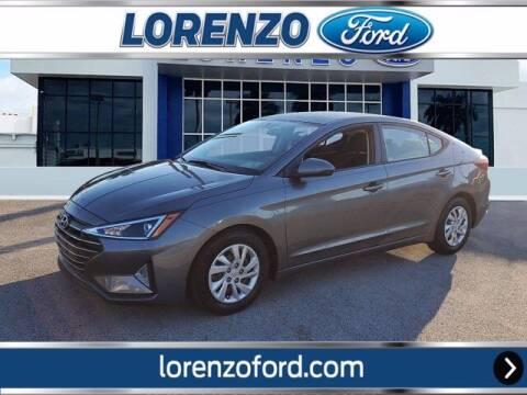 2019 Hyundai Elantra for sale at Lorenzo Ford in Homestead FL