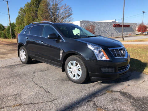 2012 Cadillac SRX for sale at Haynes Auto Sales Inc in Anderson SC
