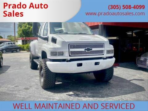 2006 Chevrolet C4500 for sale at Prado Auto Sales in Miami FL