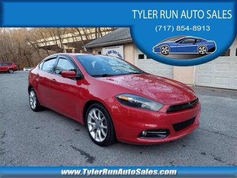 2013 Dodge Dart for sale at Tyler Run Auto Sales in York PA