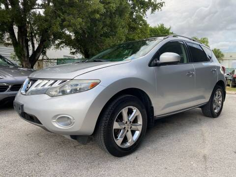 2010 Nissan Murano for sale at Florida Automobile Outlet in Miami FL