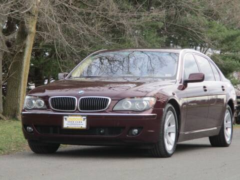 2008 BMW 7 Series for sale at Loudoun Used Cars in Leesburg VA