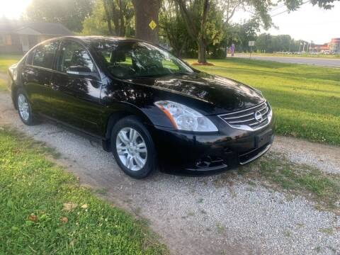 2012 Nissan Altima for sale at Quality Motors Inc in Indianapolis IN