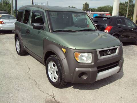 2003 Honda Element for sale at Mars auto trade llc in Kissimmee FL