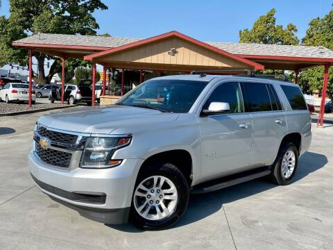 2015 Chevrolet Tahoe for sale at ALIC MOTORS in Boise ID