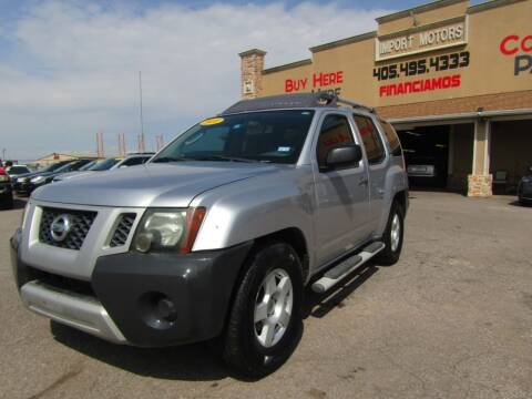 2010 Nissan Xterra for sale at Import Motors in Bethany OK