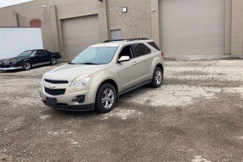 2011 Chevrolet Equinox for sale at WEINLE MOTORSPORTS in Cleves OH