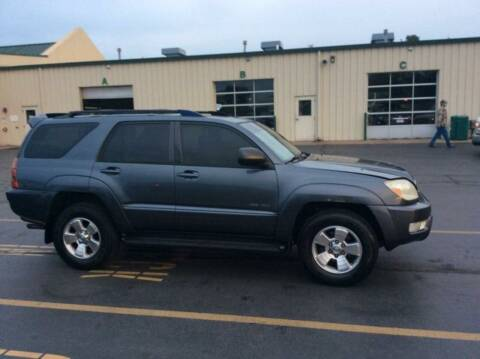 2005 Toyota 4Runner for sale at Cartraxx Auto Sales in Owensboro KY
