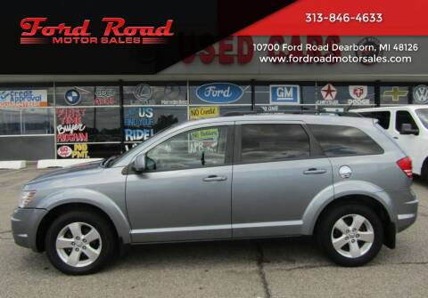 2009 Dodge Journey for sale at Ford Road Motor Sales in Dearborn MI