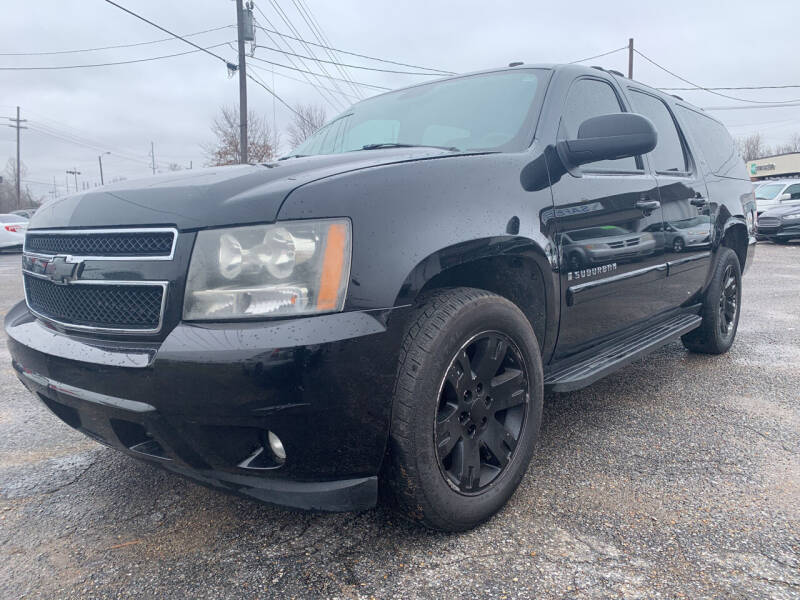 2007 Chevrolet Suburban for sale at Safeway Auto Sales in Horn Lake MS
