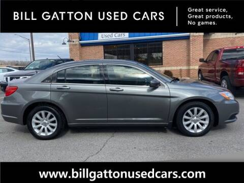 2012 Chrysler 200 for sale at Bill Gatton Used Cars in Johnson City TN