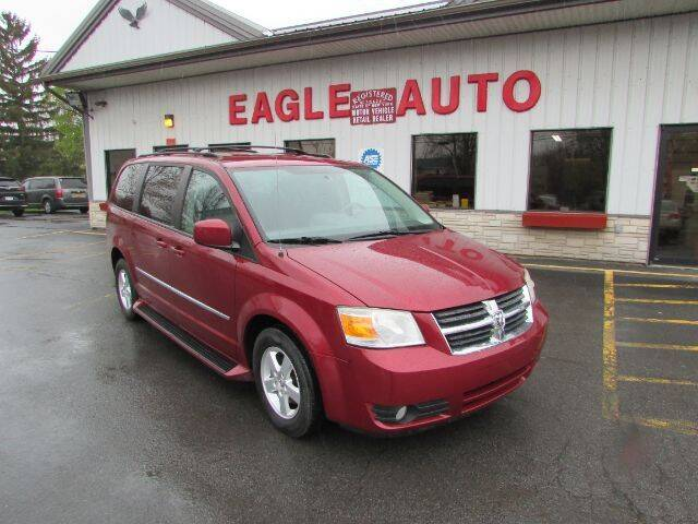 2010 Dodge Grand Caravan for sale at Eagle Auto Center in Seneca Falls NY