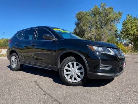 2017 Nissan Rogue for sale at UNITED Automotive in Denver CO