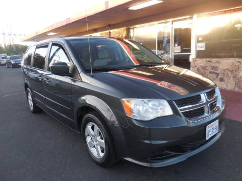 2011 Dodge Grand Caravan for sale at Auto 4 Less in Fremont CA