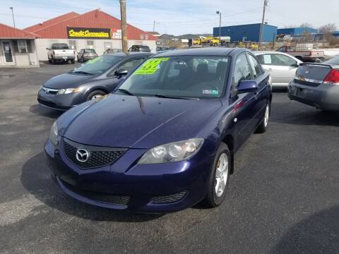 2004 Mazda MAZDA3 for sale at Credit Connection Auto Sales Inc. CARLISLE in Carlisle PA