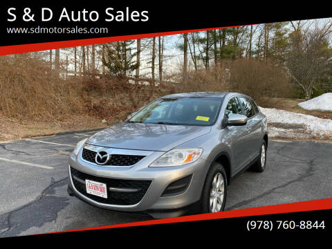 2012 Mazda CX-9 for sale at S & D Auto Sales in Maynard MA
