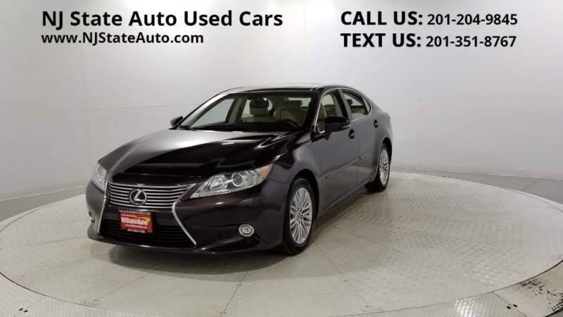 2015 Lexus ES 350 for sale at NJ State Auto Auction in Jersey City NJ