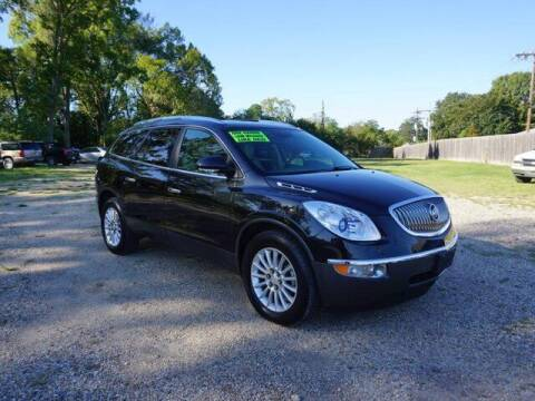 2012 Buick Enclave for sale at BLUE RIBBON MOTORS in Baton Rouge LA