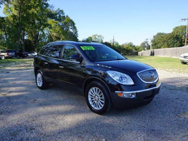 2012 Buick Enclave for sale at BLUE RIBBON MOTORS in Baton Rouge LA