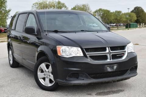 2013 Dodge Grand Caravan for sale at Big O Auto LLC in Omaha NE