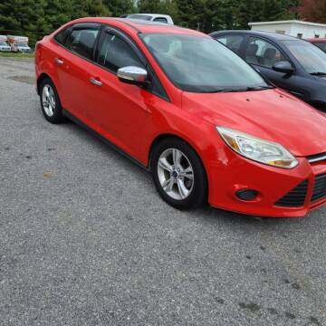 2014 Ford Focus for sale at Guarantee Auto Galax in Galax VA