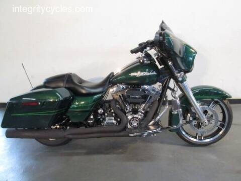 2015 Harley-Davidson STREETGLIDE SPECIAL for sale at INTEGRITY CYCLES LLC in Columbus OH