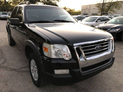 2008 Ford Explorer Sport Trac for sale at PRESTIGE AUTOPLEX LLC in Austin TX