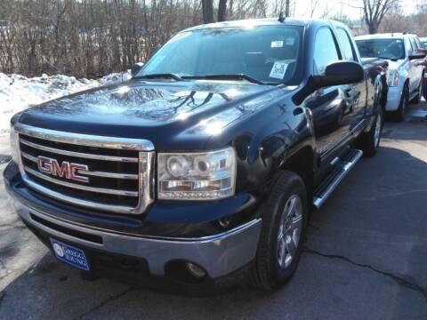 2012 GMC Sierra 1500 for sale at Sarpy County Motors in Springfield NE