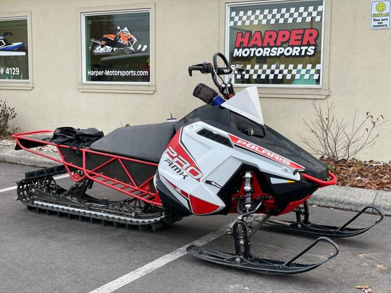 2013 Polairs PRO 4-Stroke Turbo CUSTOM for sale at Harper Motorsports in Post Falls ID