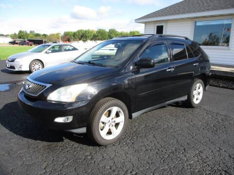 2008 Lexus RX 350 for sale at KAISER AUTO SALES in Spencer WI