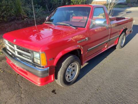 1989 Dodge Dakota for sale at KC Cars Inc. in Portland OR