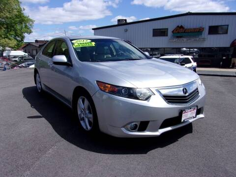 2013 Acura TSX for sale at Dorman's Auto Center inc. in Pawtucket RI