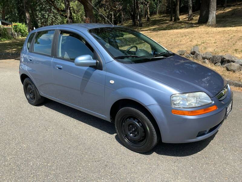 2006 Chevrolet Aveo for sale at All Star Automotive in Tacoma WA