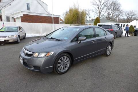 2009 Honda Civic for sale at FBN Auto Sales & Service in Highland Park NJ