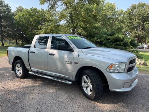 2014 RAM Ram Pickup 1500 for sale at Used Cars Colby in Colby KS