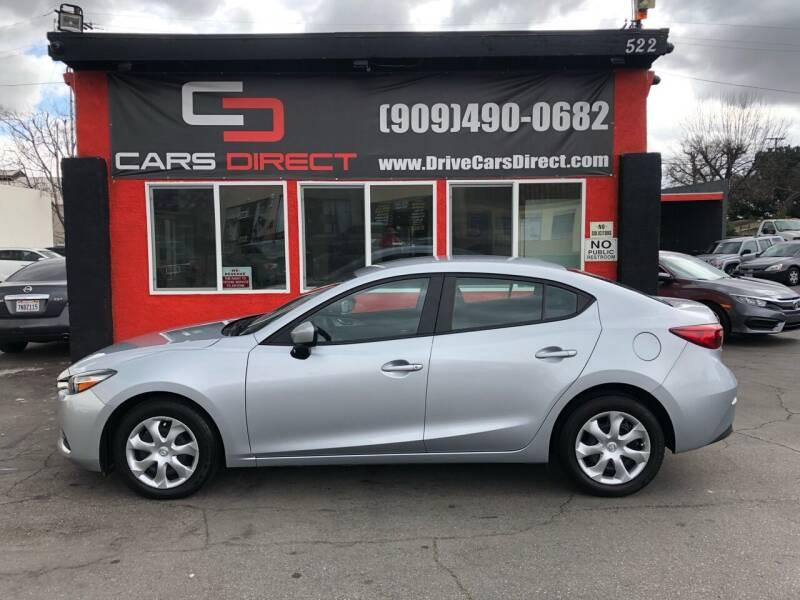 2018 Mazda MAZDA3 for sale at Cars Direct in Ontario CA