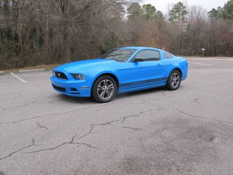 2013 Ford Mustang for sale at Best Import Auto Sales Inc. in Raleigh NC