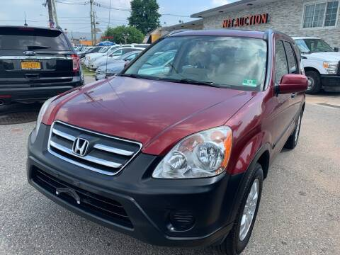 2006 Honda CR-V for sale at MFT Auction in Lodi NJ